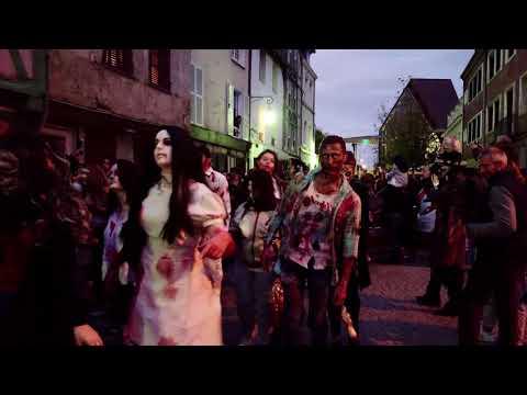 zombie walk Beauvais 2017