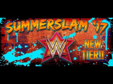 SUMMERSLAM '17 FREEBIE!!! And I Know Who the Event Card Is!! WWE Supercard