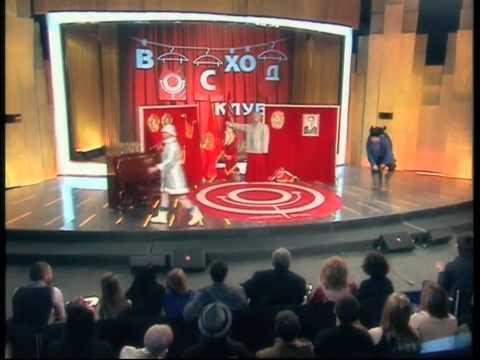 Как бы выглядел Comedy Club во времена СССР (Большая разница)