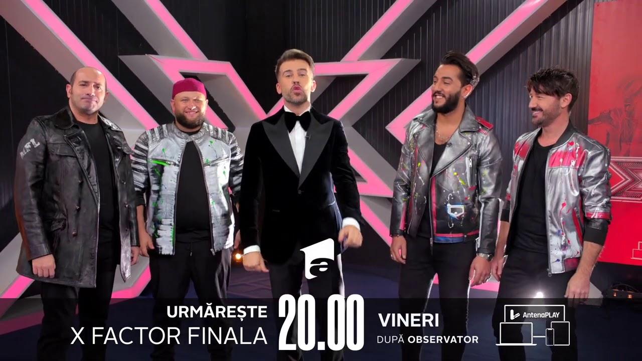 Dacă The Super 4 sunt preferații tăi, nu uita să îi votezi la 1313 | Finala | The X Factor România