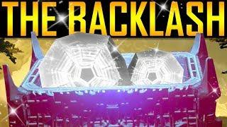Destiny 2 - THE BACKLASH! Livestream Cancelled!