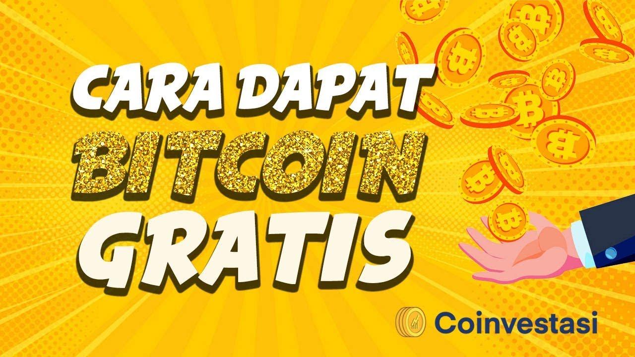 5 Cara Mendapatkan Bitcoin Gratis Dengan Mudah
