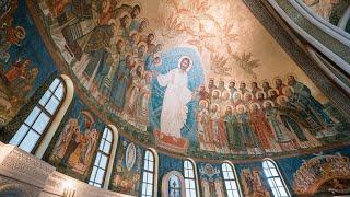 Всенощное бдение накануне Недели 7-й по Пятидесятнице