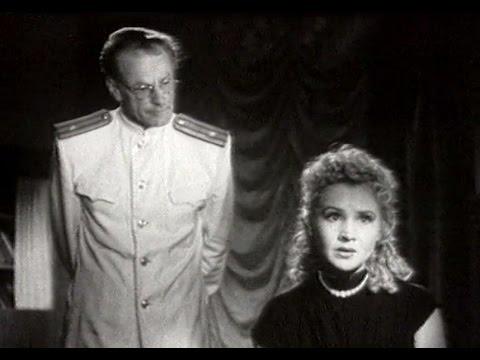 «Тень у пирса», Одесская киностудия, 1955