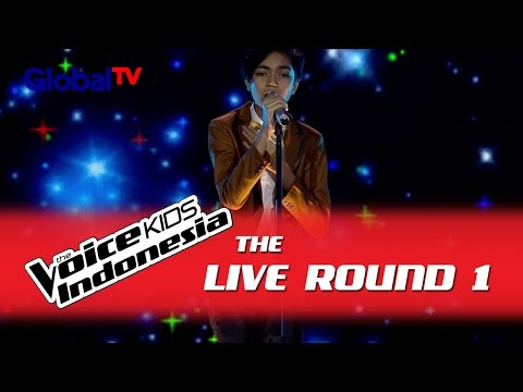 "Christo ""Angel"" I The Live Rounds I The Voice Kids Indonesia GlobalTV 2016"