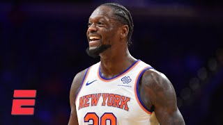 How far will the Knicks go in the playoffs? | KJZ