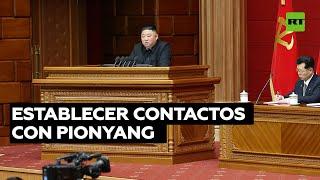 Corea del Norte niega dialogar con EE.UU. a menos que Washington renuncie a su