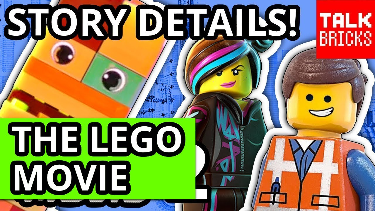 LEGO MOVIE 2 NEW Story Details! DUPLO INVASION! Lord & Miller Rework Script! How Boys & Girls Play