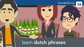 Cursus NT2: oefen Nederlandse zinnen; leer Nederlands met Bart de Pau
