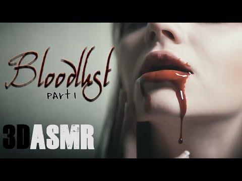 Bloodlust: A Vampire Romance [3D Sounds][Irish Accent] [Voice Actor]
