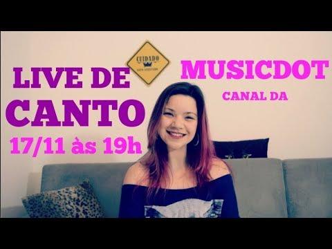 DE CANTO - 1711 - 19h - CANAL DA MUSIOT