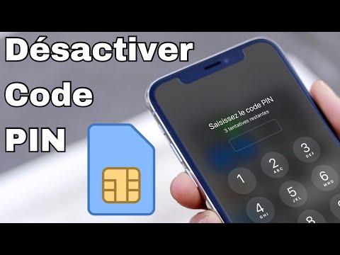 code pin carte sim free oubli?