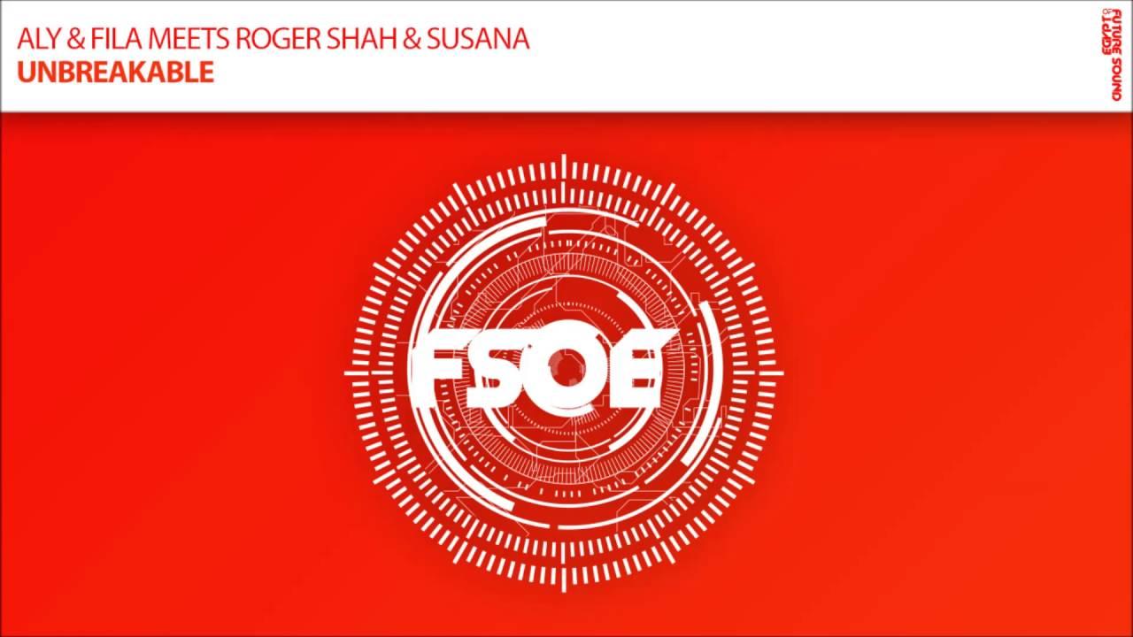 niska cena nowy autentyczny świetna jakość Aly & Fila meets Roger Shah & Susana - Unbreakable