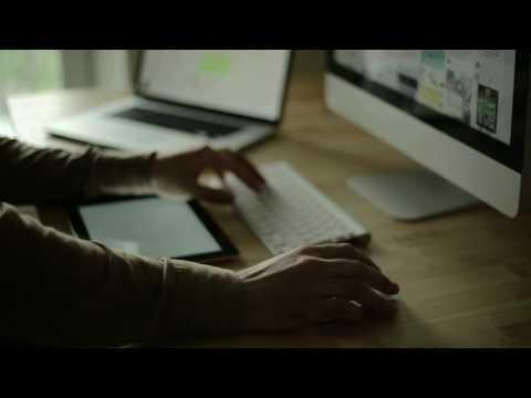 web design video background