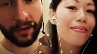 You are the reason calum scott with mary louise angelio