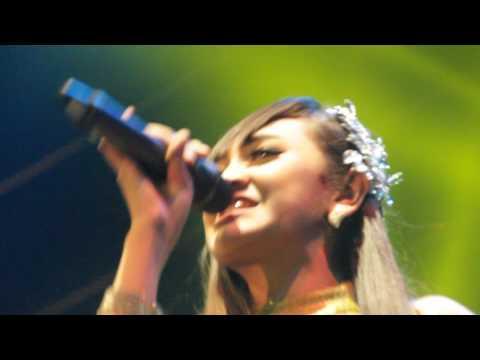 new pallapa live in jatiwangi bekasi jihan audy - oleh - oleh