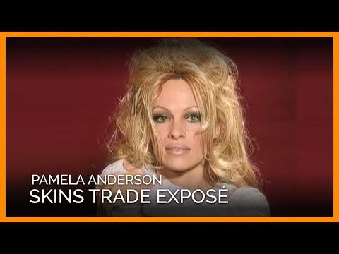 Pamela Anderson's Skins Trade Exposé
