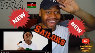 SAILORS - WAINAME (OFFICIAL VIDEO) | (TFLA) Reaction