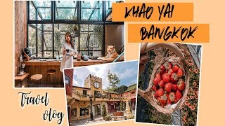 THAILAND TRAVEL VLOG : What I Did in Khao Yai & Bangkok
