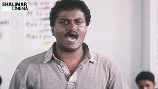 Nuvvu Nenu Telugu Movie Back To Back Part 01 || Sunil Comedy Scene ||