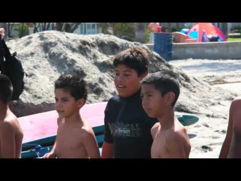 King Chavez Athletics Academy: Bridge to the Beach