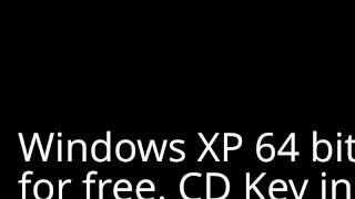 Windows XP 64 bit Corporate Edition Download