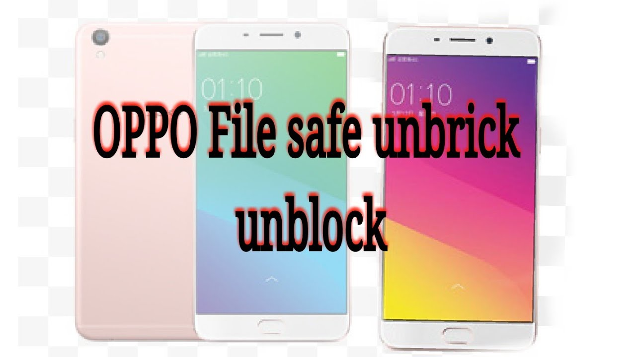 How to unblock file safe in oppo, unbrick file safe oppo, forgot password  in oppo file safe