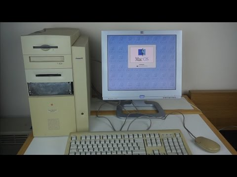 Apple Power Macintosh 8600 Tour, Teardown & Analogue Video Capture/Editing Demonstration