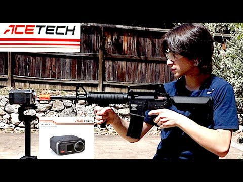 How To Use The Acetech AC 6000 AIRSOFT CHRONOGRAPH