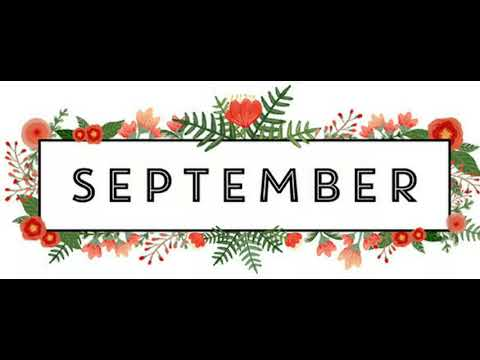 September Birthdays...