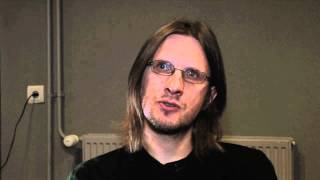 Storm Corrosion interview - Steven Wilson (part 5)