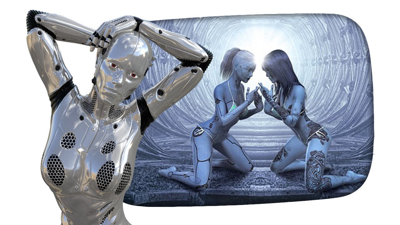 Roboter Sex Porno