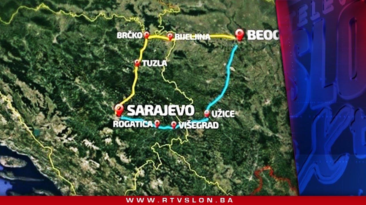 Sta Tuzla Dobija Izgradnjom Brze Ceste Sarajevo Beograd 28 07
