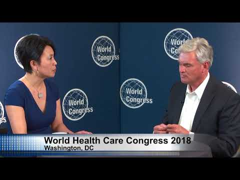 WHCC18 Interview Zone with Robert E. Andrews, Health Transformation Alliance