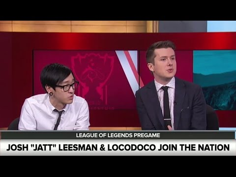 Locodoco & Jatt Interview On League of Legends (FULL)