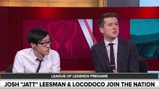 Locodoco & Jatt Interview On League of Legends (FULL)