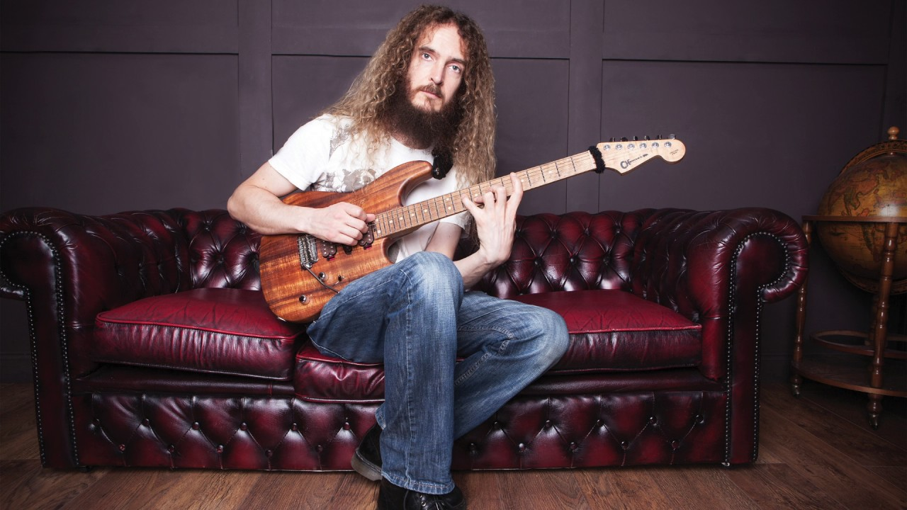 Download Guthrie Govan - Ancestral, Isolated Guitar Solo, Steven Wilson - Hand. Cannot Erase.