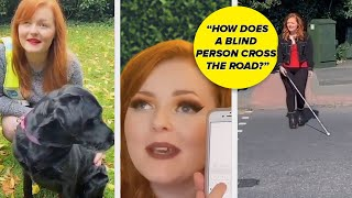 Blind Woman Answers Your Questions About Being Blind