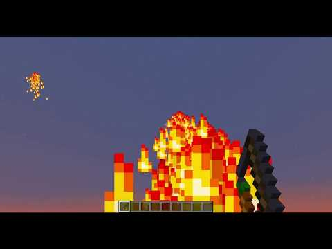 Minecraft 1.13 Command Tutorial: Aim And Shoot Projectiles (18w06a)