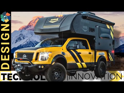10 Awesome Campers and Trailers for Your Outdoor Adventures