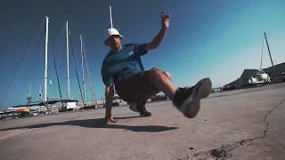 Bboy ROBIN rockin Green Panda Clothing @ Yalta Summer Jam