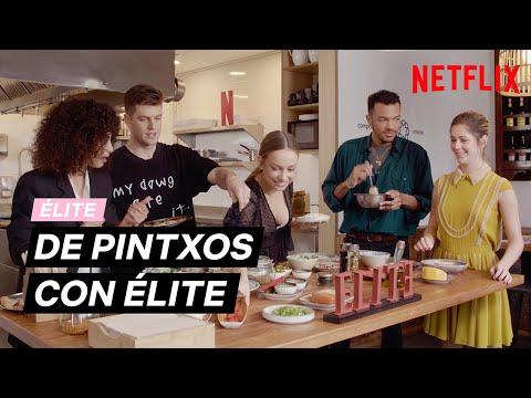 Los MEJORES PINTXOS de ÉLITE | Netflix España