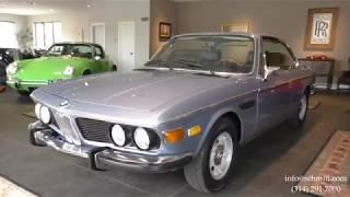 1972 BMW 3.0CS Sunroof Coupe