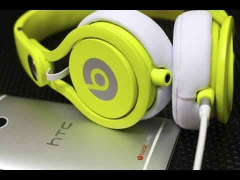 Neon Yellow Beats Mixr Headphones Unboxing Youtube
