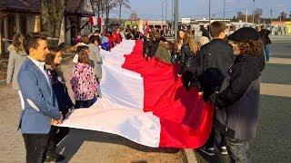 Gminne Obchody Święta Niepodległości w Blachowni - Plac Niepodległości / 2018.11.11.