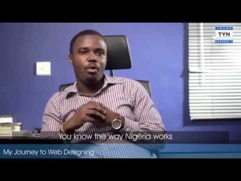 The Young Nigerian S01 Ep01- The Web Designer
