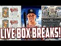 THURSDAY NIGHT BREAKS! 2017 Topps Museum, Gypsy Queen, Chrome and Allen & Ginter