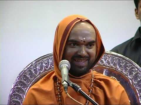 Shri Shri Shri Raghaveshwara Bharathi Maha Swamiji