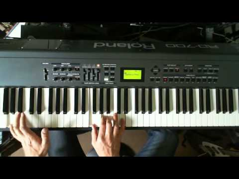 how to play the muppet show theme on piano