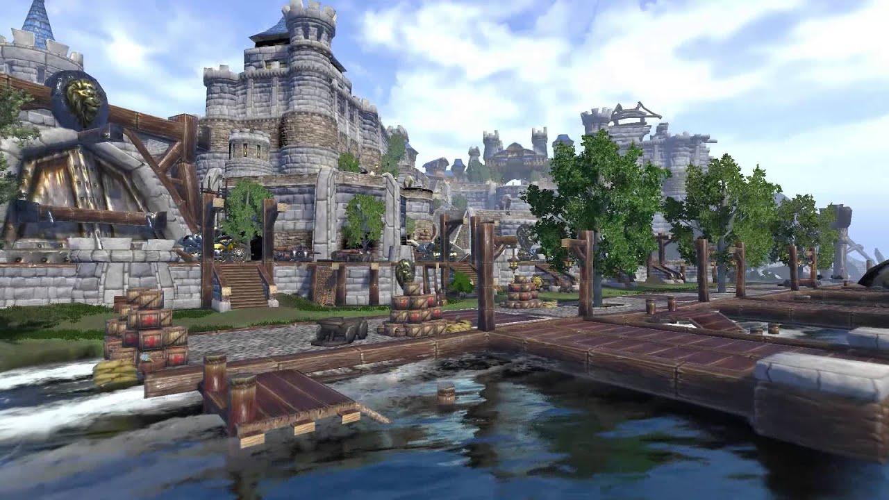 world of warcraft unreal engine